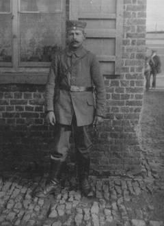 Wilhelm Krohn als Soldat [2]