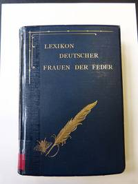 """Lexikon Deutscher Frauen der Feder"" located in Stadtbibliothek Lübeck  (Lübeck City Library)"