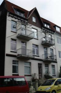 Haus Charlottenstraße 26; Foto Heidemarie Kugler-Weiemann, 2008
