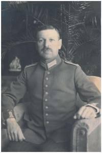 Dr. Max Stern während des 1. Weltkriegs als freiwilliger Kriegsteilnehmer, Familienbesitz