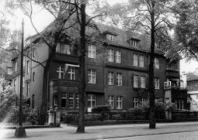Wohnhaus Schwartauer Allee 9a und 9b, ohne Jahr; Museen für Kunst und Kulturgeschichte der Hansestadt Lübeck