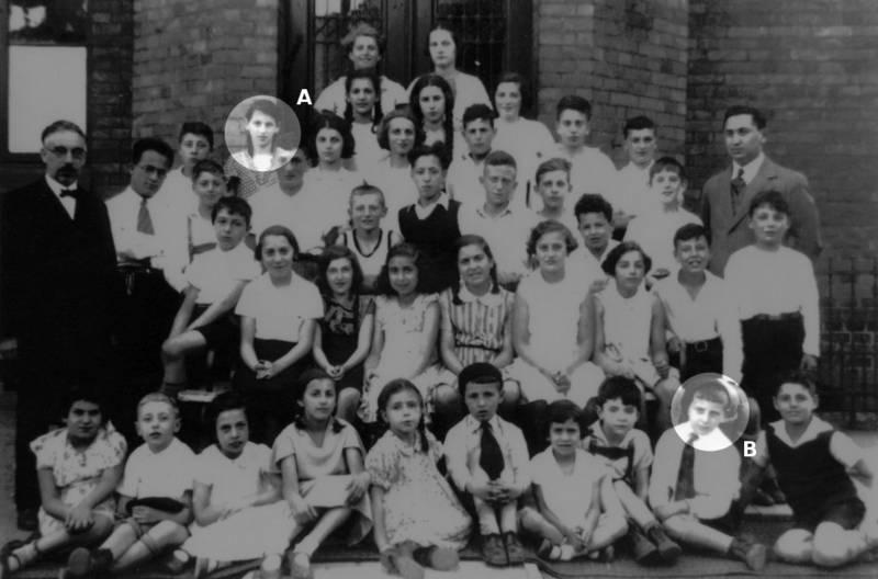 Jewish Religious School Lübeck, 1935