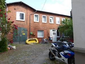 Hinterhaus Lindenstraße 12, Heidemarie Kugler-Weiemann 2013