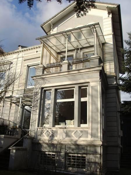 Villa Roeckstraße 19a, Aufnahme 2014 Heidemarie Kugler-Weiemann