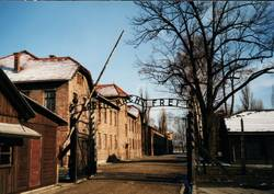 Tor zum Stammlager Auschwitz