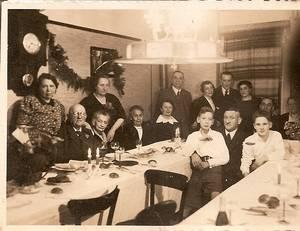 Goldene Hochzeit von Friederieke und Nathan Lambertz, 12. Dezember 1936, Foto im Familienbesitz