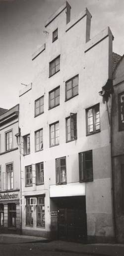 An undated photograph of Fischergrube 22 [1]