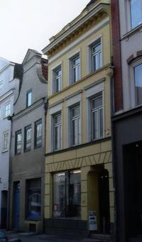 Haus Wahmstraße 42; Foto Heidemarie Kugler-Weiemann, 2008